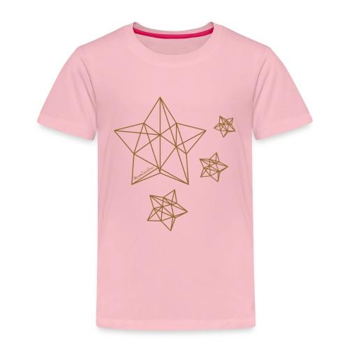Sternenhimmel Diamant - Kinder Premium T-Shirt
