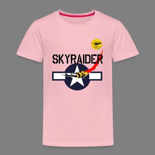 TDH19-PROFIL-COCARDE SKYRAIDER - T-shirt Premium Enfant