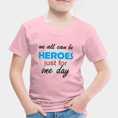 GHB Hero Zero 19032018 2 - Kinder Premium T-Shirt