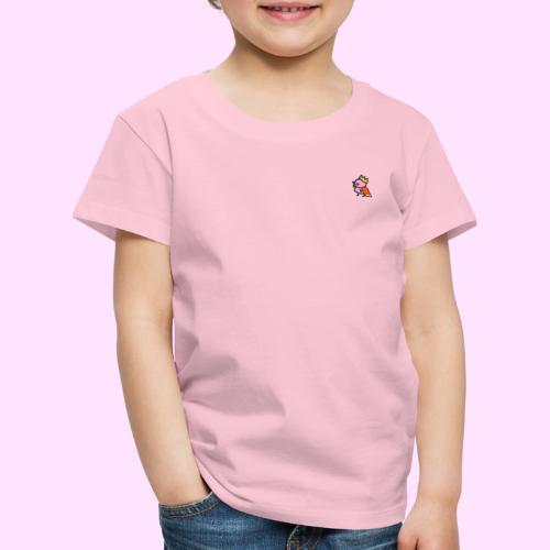 Royal Pinkguin - Børne premium T-shirt
