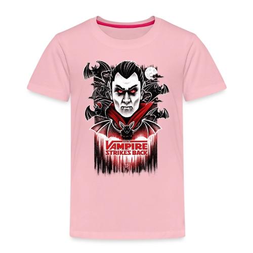 The Vampire Strikes Back - Kids' Premium T-Shirt