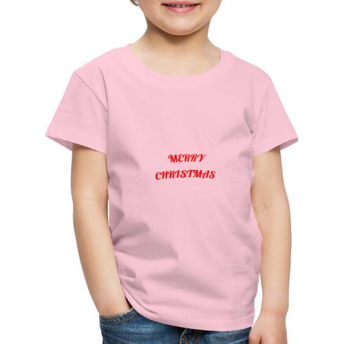 merry christmas noel - T-shirt Premium Enfant
