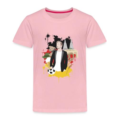 Get Germanized - Kinder Premium T-Shirt