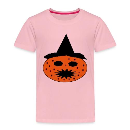 citrouille malade - T-shirt Premium Enfant