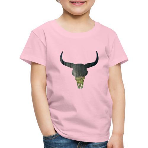 Skogens kung - Premium-T-shirt barn