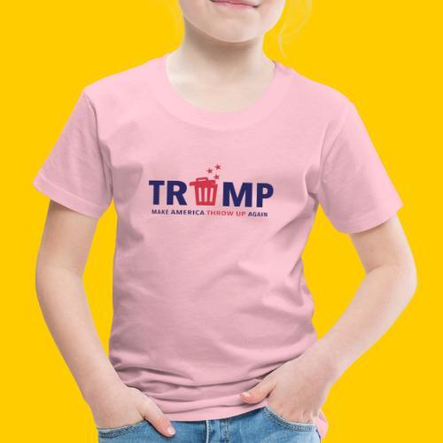 Trump trash - Premium-T-shirt barn