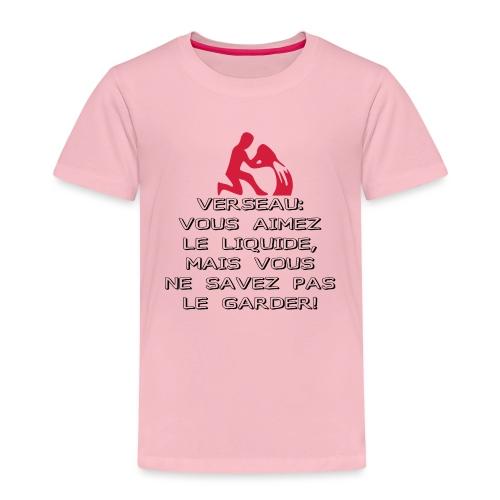 ASTRO VERSEAU - T-shirt Premium Enfant