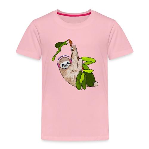 Dovendyr - Premium T-skjorte for barn