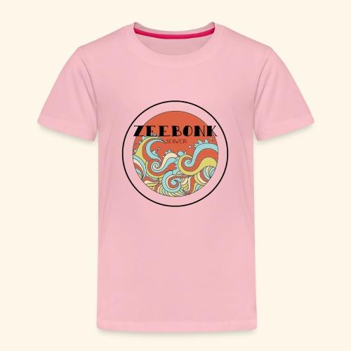 zeebonkwaves - Kinderen Premium T-shirt