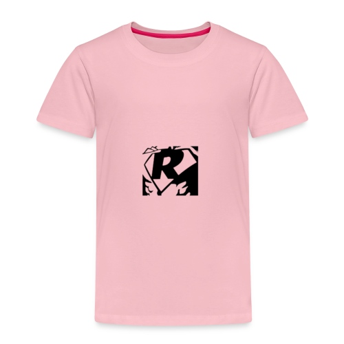 Black R2 - Kids' Premium T-Shirt