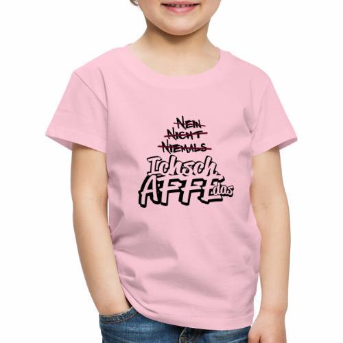 Ich SCHAFFE das - Kinder Premium T-Shirt