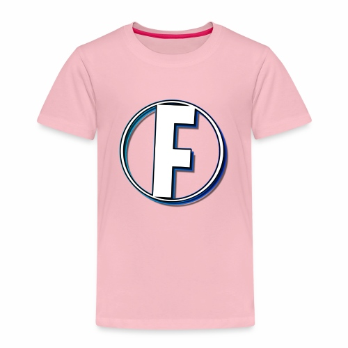 FLANQER - R - BLUE - Kinderen Premium T-shirt