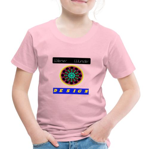 Wiener Wunder Design Logo #2 - Kinder Premium T-Shirt