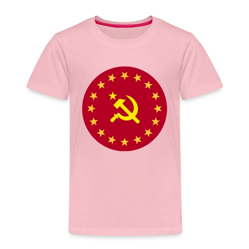 Communist Coat of Arms - Premium-T-shirt barn