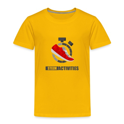 Steemactivities - T-shirt Premium Enfant