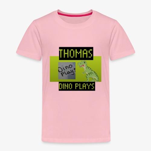 OFFICIAL DINO PLAYS MERCH - Kids' Premium T-Shirt