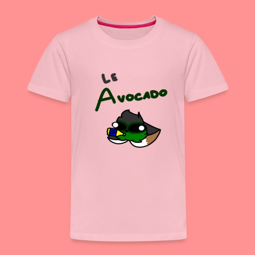 Le Avocado - Kids' Premium T-Shirt