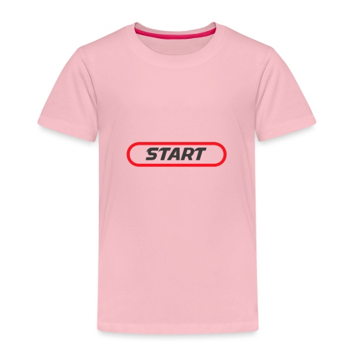 START - T-shirt Premium Enfant