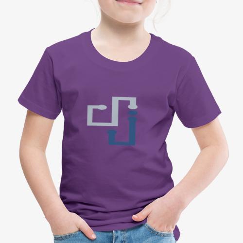 Amo la música DJ - Camiseta premium niño