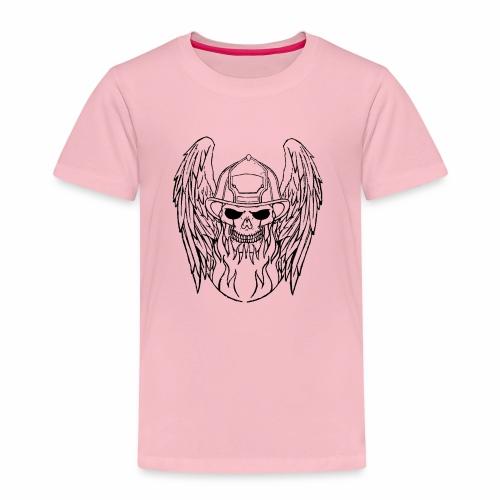 skull angel 2 - T-shirt Premium Enfant