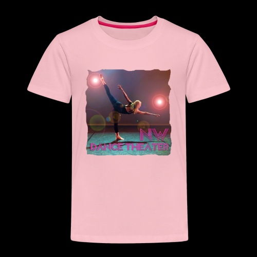 NW Dance Theater Original [DANCE POWER COLLECTION] - Kids' Premium T-Shirt