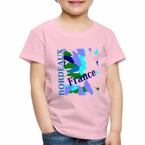 Bordeaux - New design - Kids' Premium T-Shirt