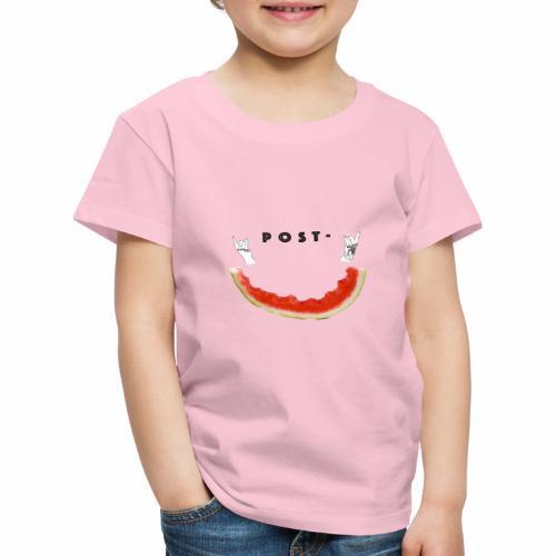 Post Melone - Premium T-skjorte for barn