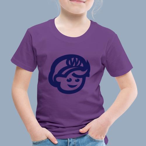 logo bb spreadshirt bb kopfonly - Kids' Premium T-Shirt