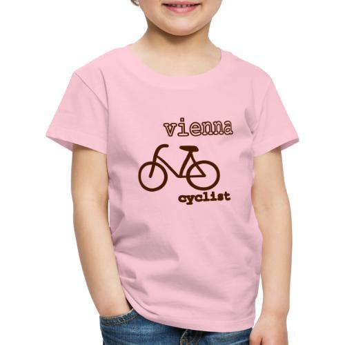 Fahrrad - Vienna Cyclists - Kinder Premium T-Shirt