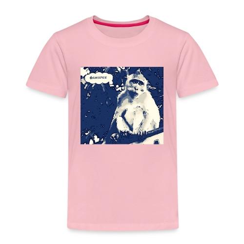 Sawadee Monkey - Kinder Premium T-Shirt