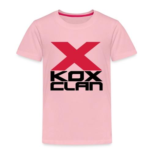 KoX WoT Clan Logo - Kinder Premium T-Shirt