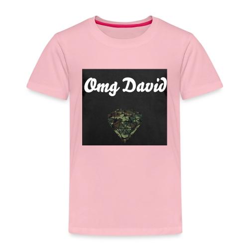 Omg David - Kinder Premium T-Shirt