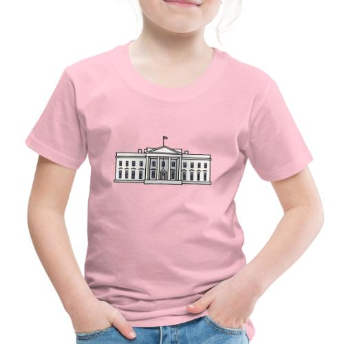 Weiße Haus Washington DC - Kinder Premium T-Shirt