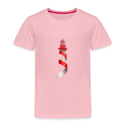 Leuchtturm - Kinder Premium T-Shirt