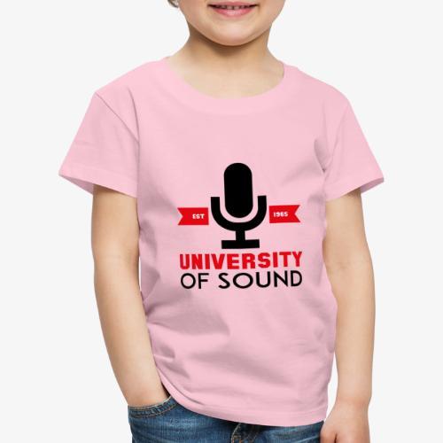 University 4 - Camiseta premium niño