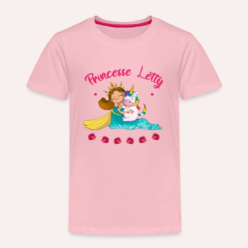 Princesse Letty - T-shirt Premium Enfant