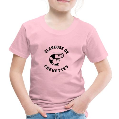 ÉLEVEUSE DE CREVETTES CBS - T-shirt Premium Enfant