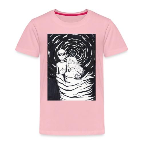 Abducted - Premium T-skjorte for barn
