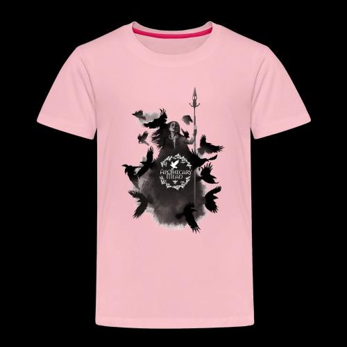 Morrigan final t shirt logo - Kids' Premium T-Shirt