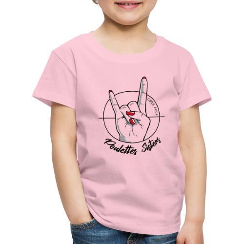 Hell Yeah Hand - T-shirt Premium Enfant