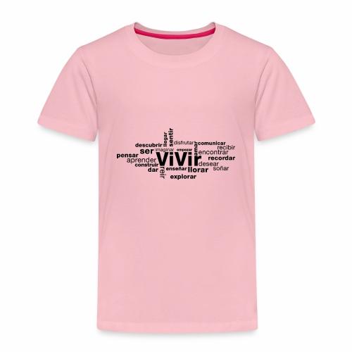 baf794f854548252ca9c2d7cfb2e5d2a - Camiseta premium niño