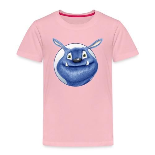 blaues Monster - Kinder Premium T-Shirt