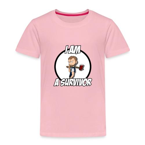 Game Survivant - T-shirt Premium Enfant