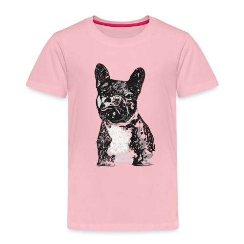 PICKLE The French Bulldog - Kids' Premium T-Shirt