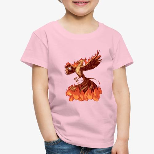 Phoenix Tea - Kids' Premium T-Shirt