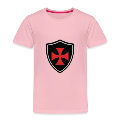 Blason templiers - T-shirt Premium Enfant