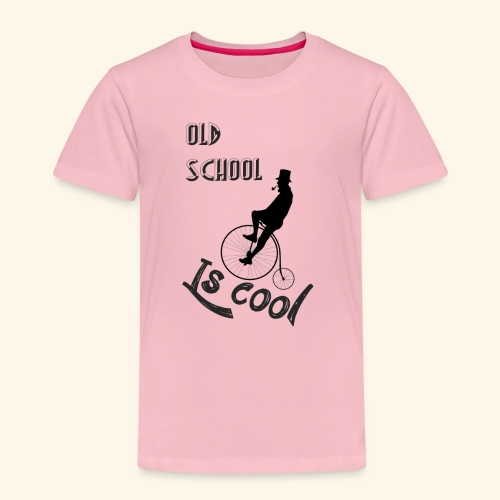 Old School Is Cool - Camiseta premium niño