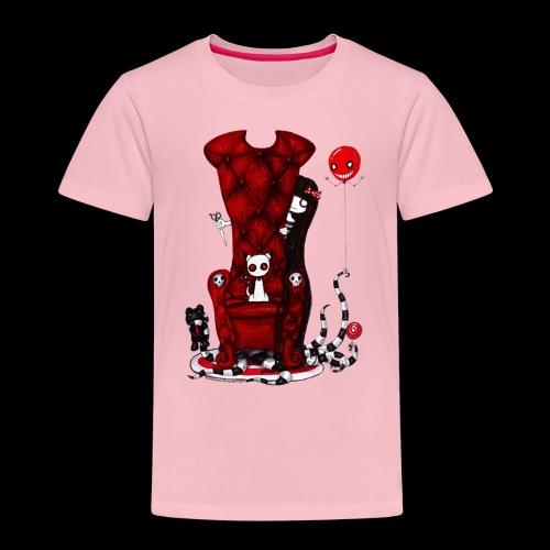 Cruelle petite fille - T-shirt Premium Enfant