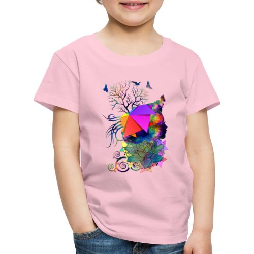 Lady Colors by T-shirt chic et choc - T-shirt Premium Enfant