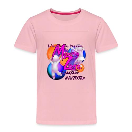Composition1LogoMZ - T-shirt Premium Enfant
